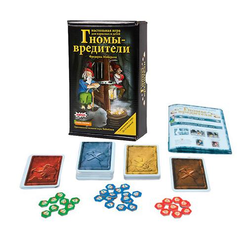Настольная игра Гномы и вредители