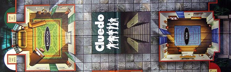 Настольная игра Клуэдо