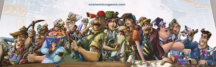 Настольная игра Экономикус