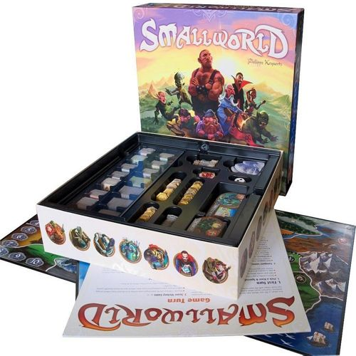 Настольная игра «Маленький мир» (Small World)