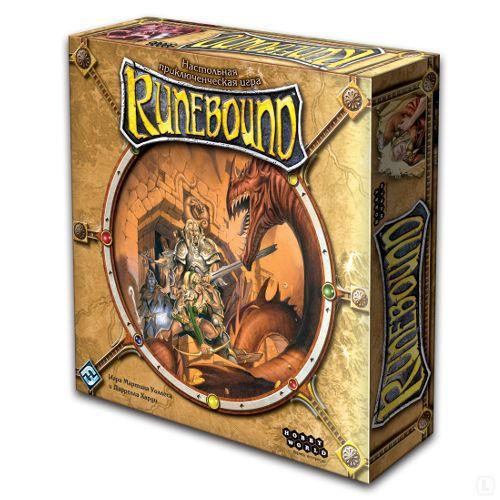 Настольная игра Runebound (Рунбаунд)