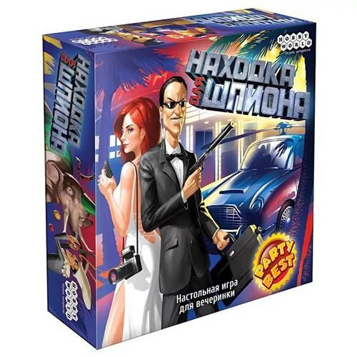 Настольная игра Находка для шпиона