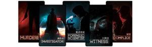 Настольная игра «Криминалист: Убийство в Гонконге»