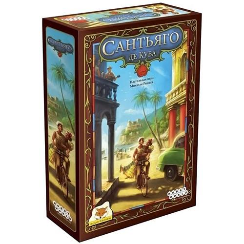 Настольная игра Сантьяго-де-Куба