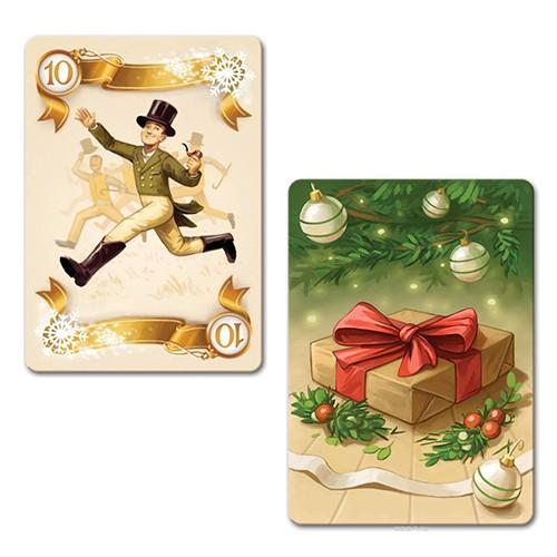 Настольная игра Игра на Рождество