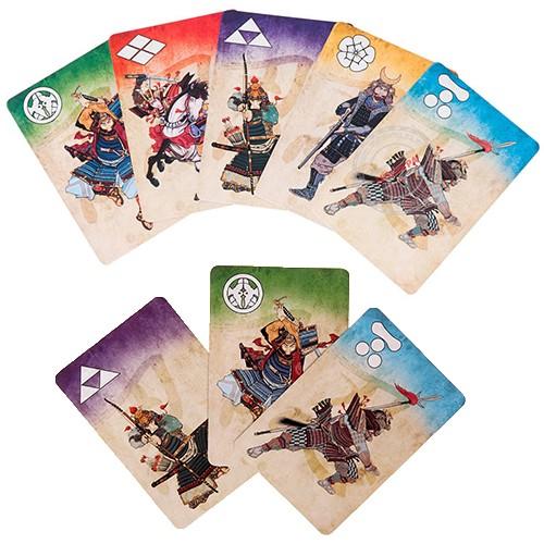 Настольная игра Синоби: Война кланов