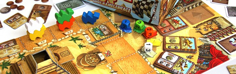Настольная игра «Camel Up!»