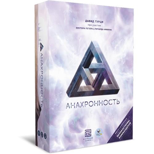 Настольная игра Анахронность (Anachrony)