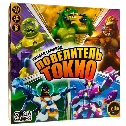 Настольная игра Повелитель Токио